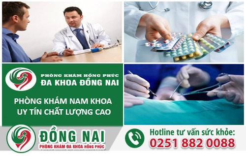 Bệnh viện viêm tuyến tiền liệt – Địa chỉ phòng khám uy tín tại Biên Hòa