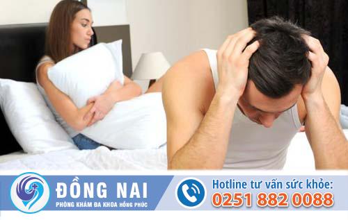 Dấu hiệu nhận biết tình trạng liệt dương ở nam giới