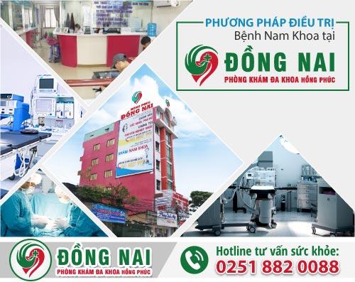 Địa chỉ phòng khám nam khoa uy tín, hiệu quả ở Biên Hòa, Đồng Nai
