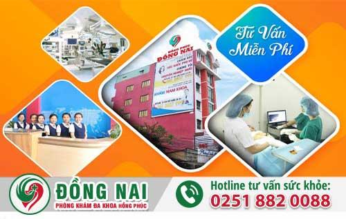 Khám Nam Khoa Ở Biên Hòa Đồng Nai