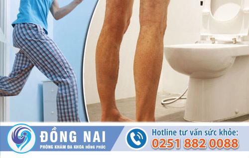Hiện tượng đi tiểu nhiều lần trong ngày ở nam giới có nguy hiểm không?