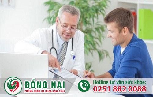 Phòng khám điều trị xuất tinh sớm ở Biên Hòa Đồng Nai
