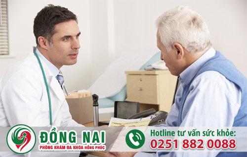 Phòng khám chữa viêm tuyến tiền liệt uy tín chất lượng cao tại Đồng Nai