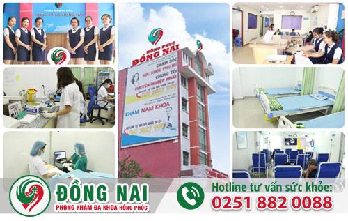 Phòng Khám Bệnh Đường Tiết Niệu Uy Tín Tại Biên Hòa Đồng Nai